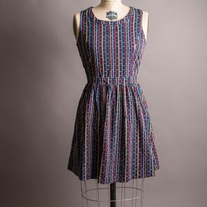 "ModCloth ""Zeal Your Fate"" dress—size M"